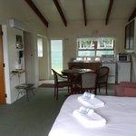 Unit 6 lounge/kitchen