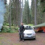 Terrain de camping