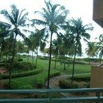 Ocean View Suite Balcony & View
