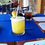 Dining room drinks