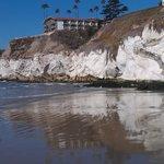 Far end of Pismo Beach
