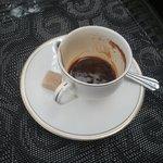 Yummy espresso!  Me likey :)