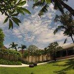 Public area outside Room Morotai