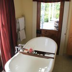 French tub in main ensuite