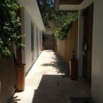 Outside Room Moyo