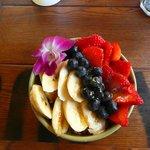 Berry Acai Bowl