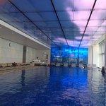 world highest pool at 118/F