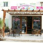 Lixoudis Bakery Pastry Santorini