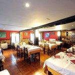 Restaurante - Hotel Rural Bereau