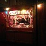 Christmas market on Gamla Stan