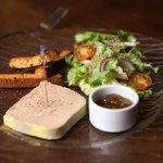 Foie-Gras de Canard, Pain d'Epices et Confit de Figue