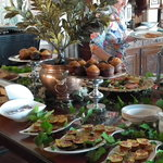 Buffet Breakfasts for our guests