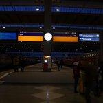 Haupt Bahnhof Munich