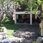 Restaurant & breakfast area