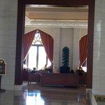 Blick ins Foyer des Al Husn