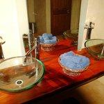 Harrop's Club Bathroom Facilities