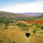 Magalies River Valley from Harrop's Balloon Safaris