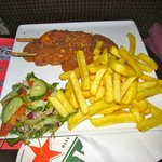 Chicken sate