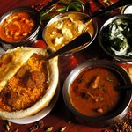 Best of Curries only at Namaste Hoian