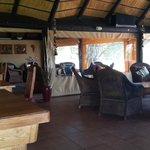 Restaurant, Lounge & Bar Area