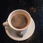 Breakfest coffe