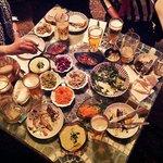 Full table!!
