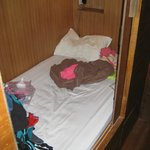 my cabin bed