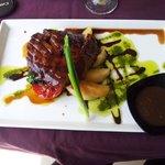 tuna steak at Kajane Mua