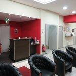 Reception area Saint Etienne Lourdes