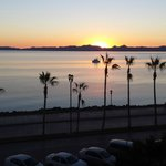 Sunrise in Loreto