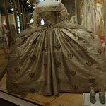 Vestido de Coronación de Zarina Catalina II La Grende
