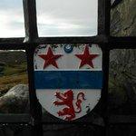 Entrance to the castle bridge