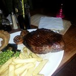 Delicious.. Best steak in Solihull!!