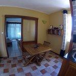 Pingo ground floor kitchen