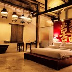 Shikumen Suite Romantic