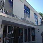 The Art Deco Walking tour starts here