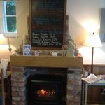 The Bluebell Cafe at Barrowmore resmi