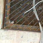 Exposed Live Cables on Grates