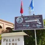 bienvenue au Palais Jena