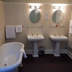 Deluxe bathroom - lovely and warm
