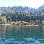 Vista de Pireo desde el Lago