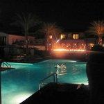 piscina scaldata