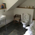 Belle Isle: the bathroom