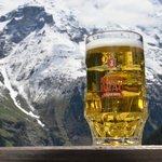 Great beer, even better view!