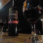une bonne sélection de vins