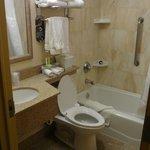 Banheiro hotel