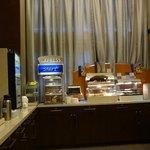Café da manhã hotel
