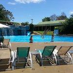Tardes de piscina