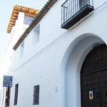 Fachada entrada Cervantes