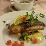 Pan Fried Norwegian Salmon